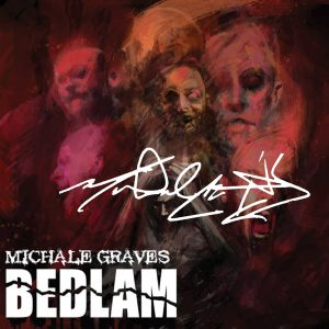 Michale GravesBedlam[SIGNED]